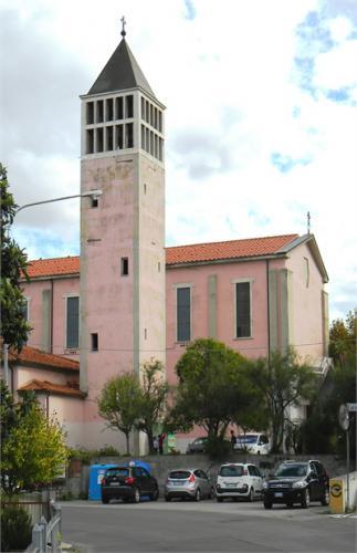 Migliarino - San Pietro Apostolo