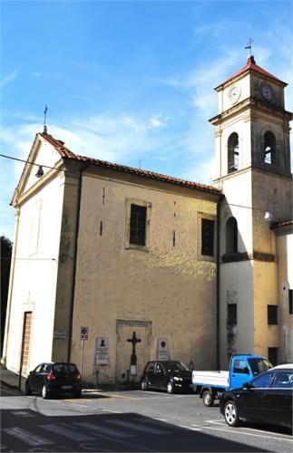 Parrocchia dei Santi Lucia e Fabiano